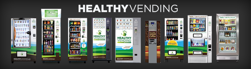 Healthy Vending Machines Los Angeles