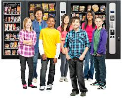 Vending Machines In Schools